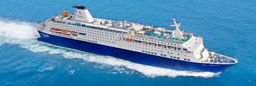 2 night cruise from cruise port of Palm Beach to Freeport Grand Bahama Island
